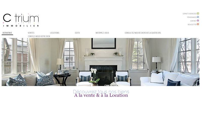 agence immobili re marseille 13007 immobiliere c trium. Black Bedroom Furniture Sets. Home Design Ideas