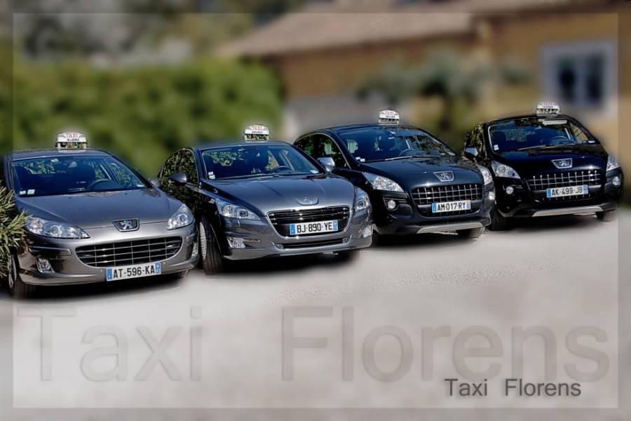 taxi florens pour vos d placements priv s et professionnels dans le var 83 taxi marseille. Black Bedroom Furniture Sets. Home Design Ideas